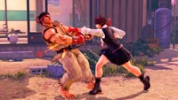 Sakura Street Fighter 5 image gallery image #9