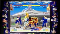 Street Fighter 30th Anniversary Collection screen shots image #3