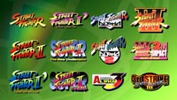 Street Fighter 30th Anniversary Collection screen shots image #5