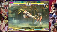Street Fighter 30th Anniversary Collection screen shots image #8
