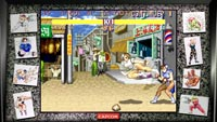 Street Fighter 30th Anniversary Collection screen shots image #9