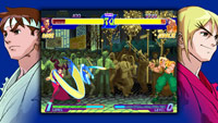 Street Fighter 30th Anniversary Collection screen shots image #18