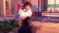 Street Fighter 5 Season 3 Sakura screenshots image #2