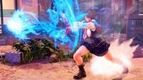 Street Fighter 5 Season 3 Sakura screenshots image #4