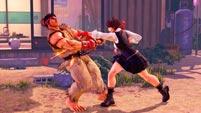 Street Fighter 5 Season 3 Sakura screenshots image #5