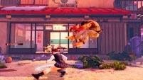 Street Fighter 5 Season 3 Sakura screenshots image #10