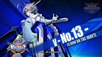 BlazBlue Cross Tag Battle - Iron Tager, Makoto, v-No.13, and Es image #3