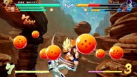 Dragon Ball FighterZ's Dragon Balls mechanic image #2