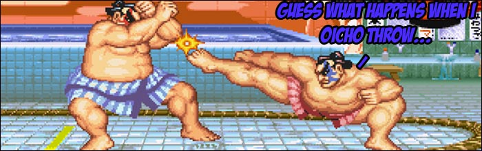 There were once allegations that Street Fighter 2 console