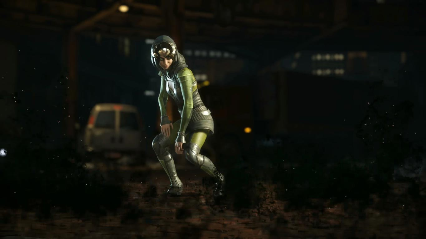 Enchantress Injustice 2 screenshots 1 out of 6 image gallery