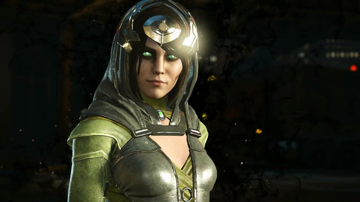 Enchantress Injustice 2 screenshots 2 out of 6 image gallery