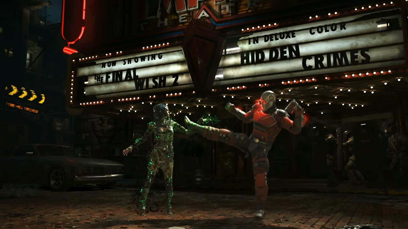 Enchantress Injustice 2 screenshots 3 out of 6 image gallery