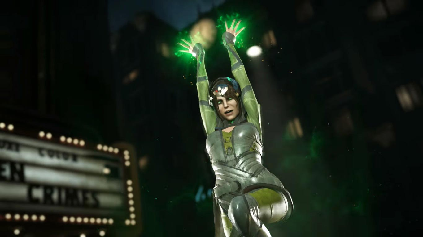 Enchantress Injustice 2 screenshots 4 out of 6 image gallery