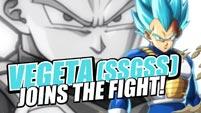 SSGSS Vegeta screenshots - Dragon Ball FighterZ image #2