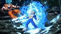 SSGSS Vegeta screenshots - Dragon Ball FighterZ image #4
