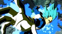 SSGSS Vegeta screenshots - Dragon Ball FighterZ image #6