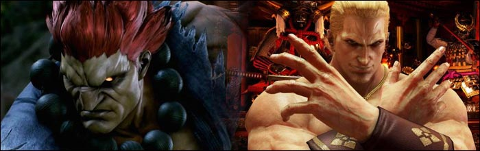 Geese in Tekken 7 was created from scratch, Harada says
