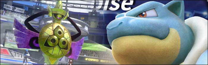 Pokken Tournament DX is getting two new playable