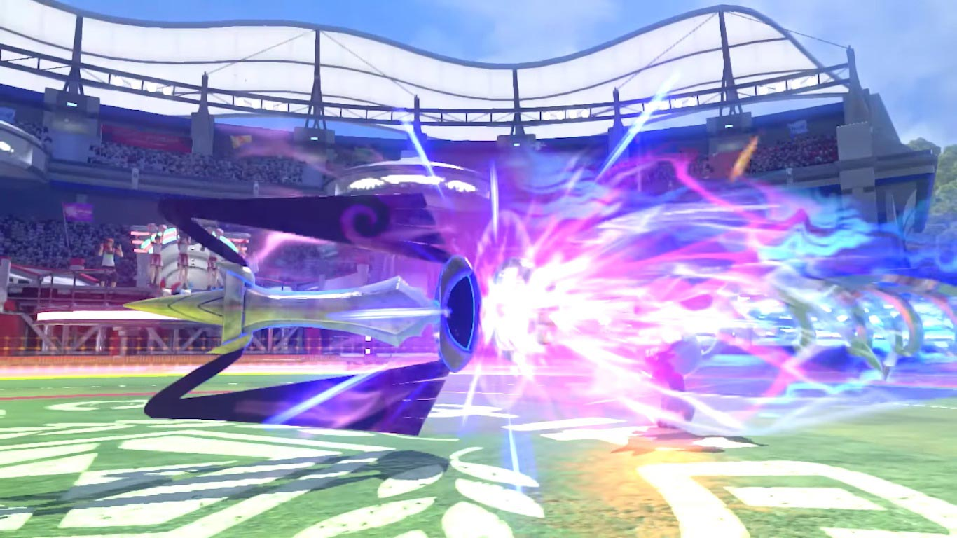 Aegislash and Blastoise in Pokkén Tournament DX 2 out of 8 image gallery