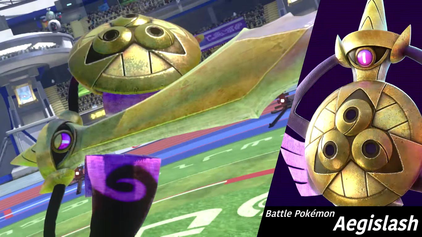 Aegislash and Blastoise in Pokkén Tournament DX 3 out of 8 image gallery