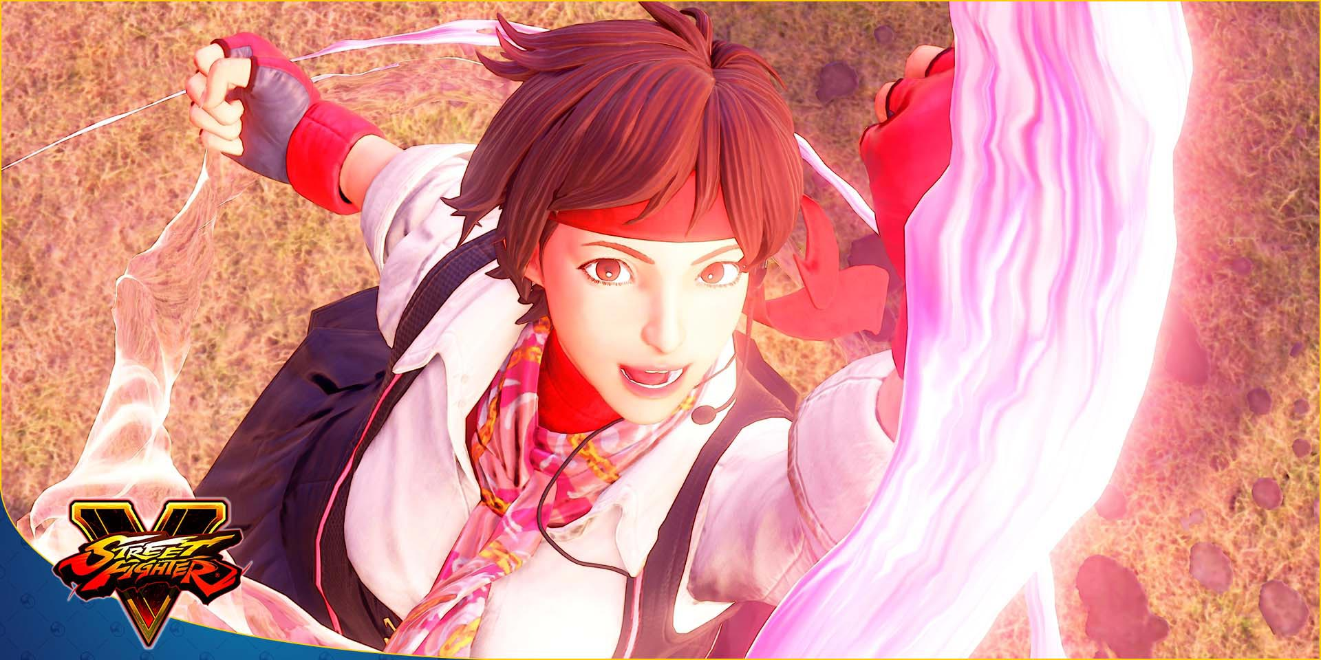Sakura in Street Fighter 5 1 out of 7 image gallery