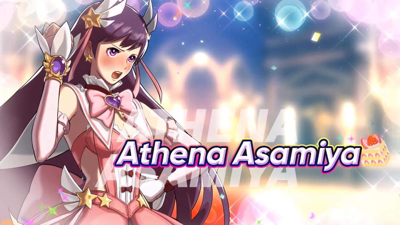 SNK Heroines Tag Team Frenzy screenshots 1 out of 9 image gallery