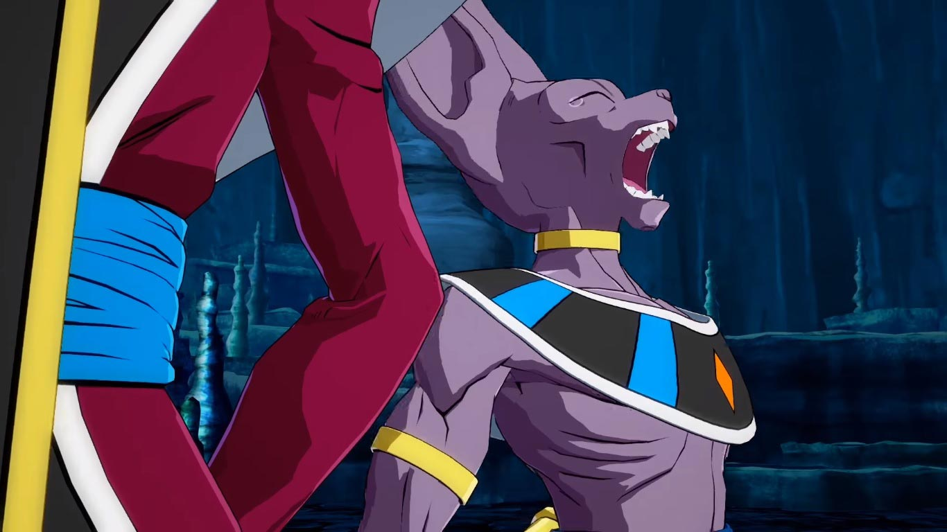 Beerus in Dragon Ball FighterZ 1 out of 6 image gallery