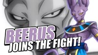 Beerus in Dragon Ball FighterZ  out of 6 image gallery
