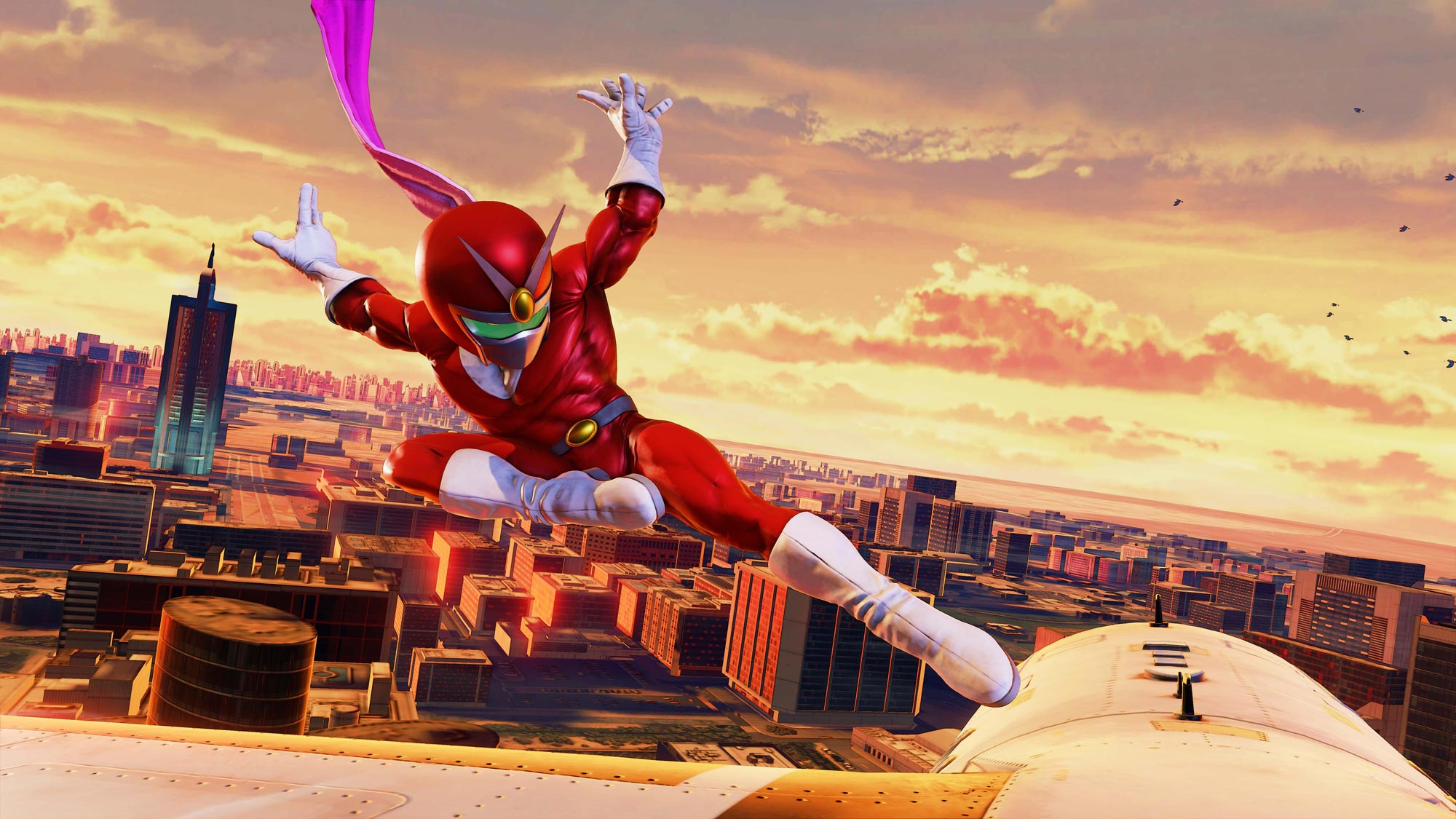 New costumes in Street Fighter 5: Arcade Edition 2 out of 3 image gallery