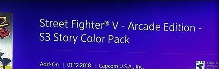 Street Fighter 5 Season 3 charactersu0027 story costumes revealed on PlayStation Store  sc 1 st  Eventhubs & Street Fighter 5 Season 3 charactersu0027 story costumes revealed on ...