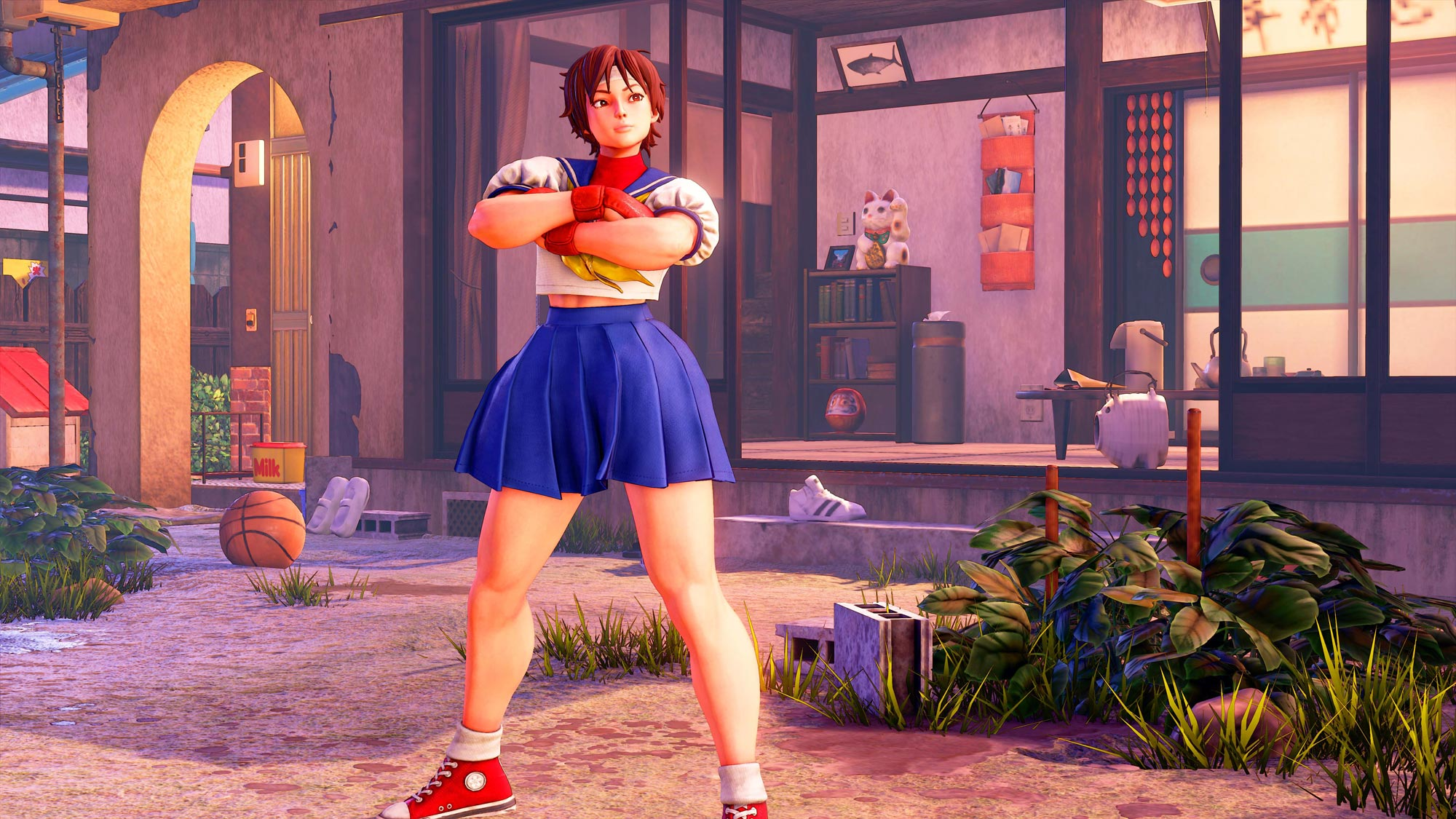 Street Fighter 5: Arcade Edition launch images 13 out of 15 image gallery