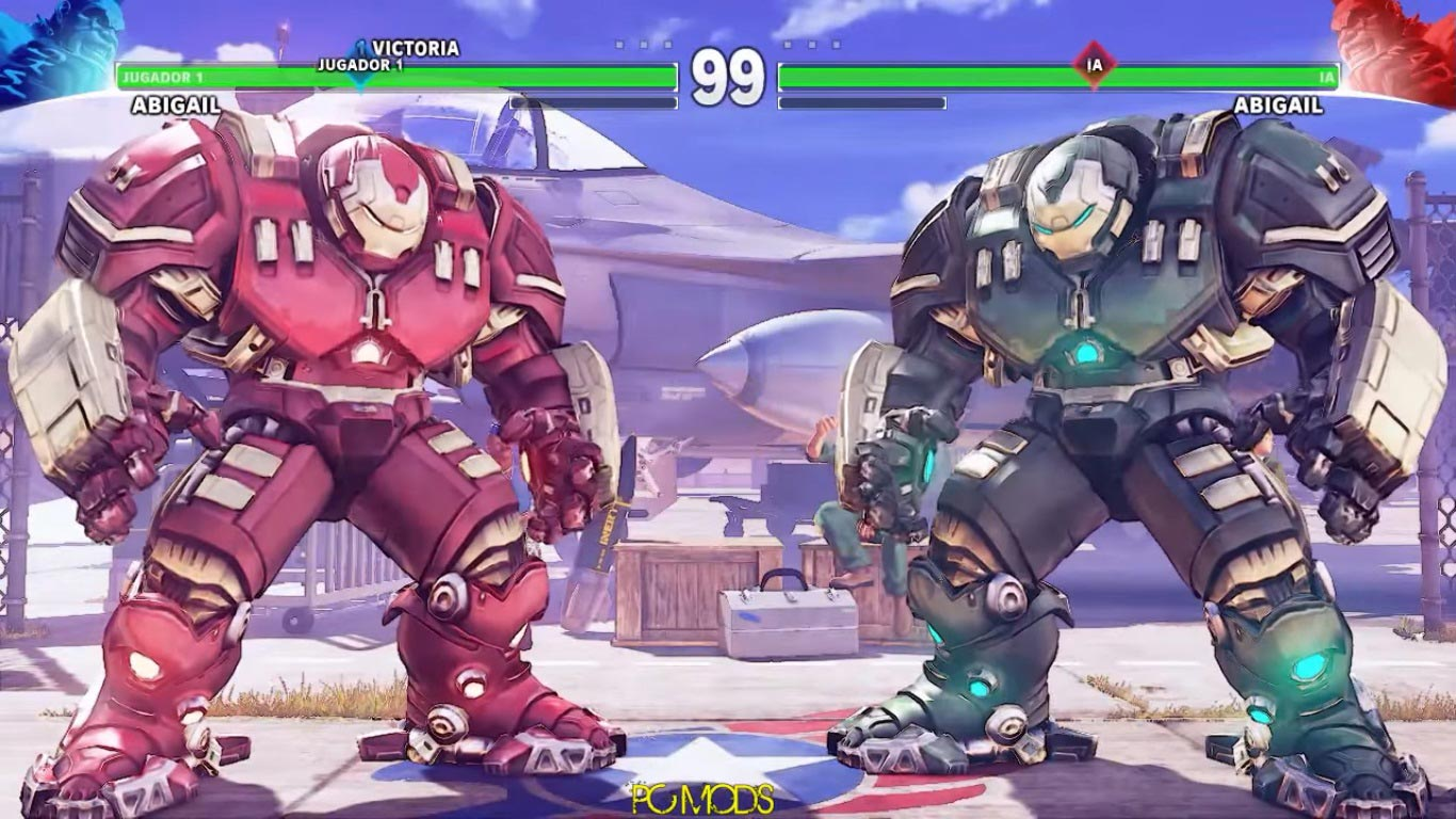 Street Fighter 5 and Arcade Edition PC mods 10 out of 15 image gallery