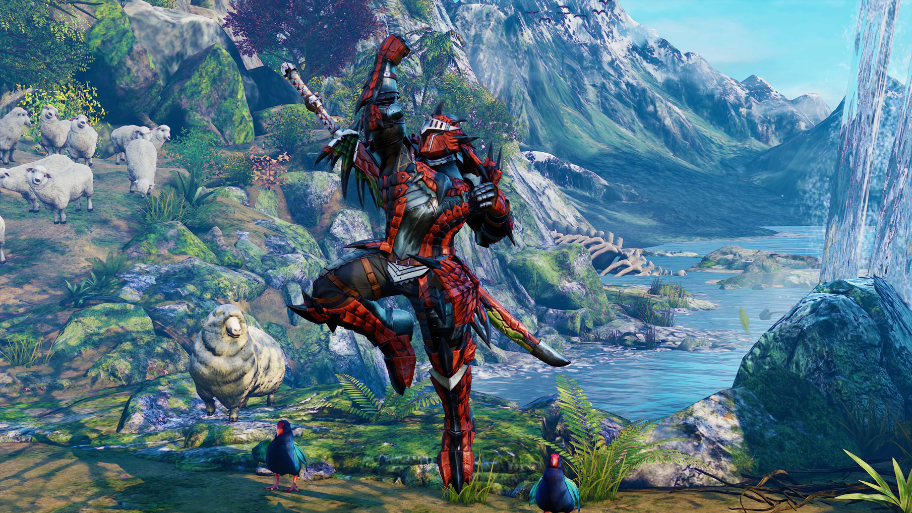 Monster Hunter Costumes Street Fighter 5 2 out of 12 image gallery
