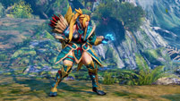 Monster Hunter Costumes Street Fighter 5 image #3