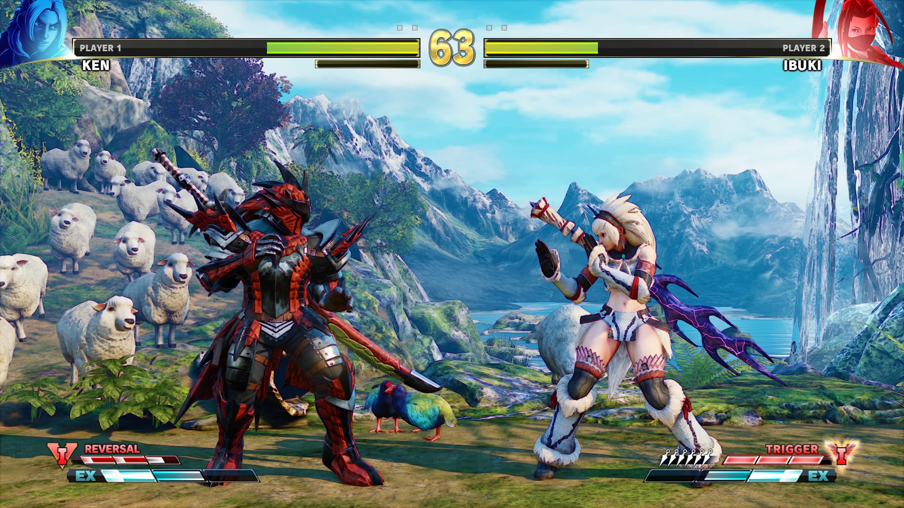 Monster Hunter Costumes Street Fighter 5 6 out of 12 image gallery