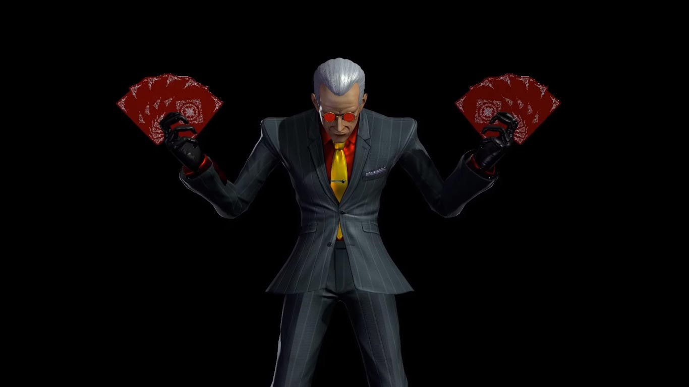 Oswald in King of Fighters 14 6 out of 6 image gallery