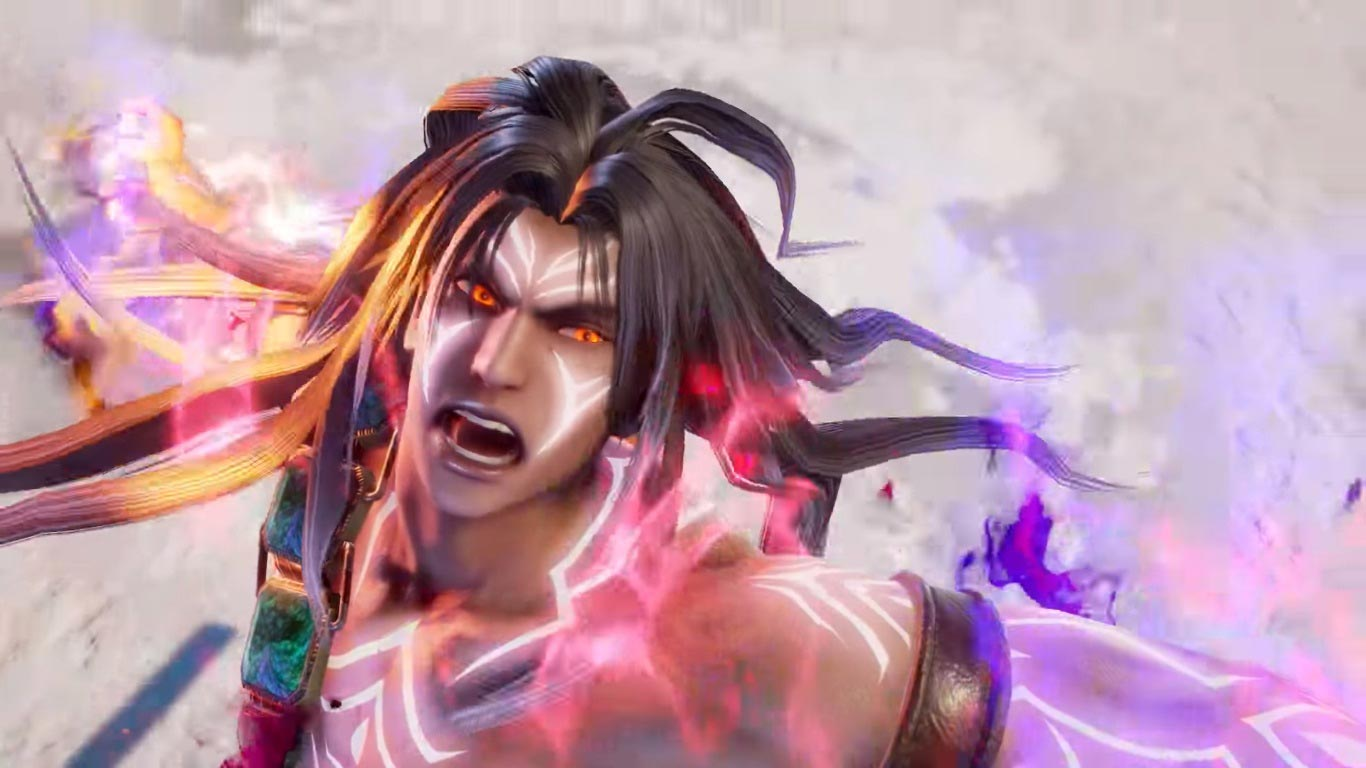 Soul Calibur 6 new characters screenshots 9 out of 9 image gallery