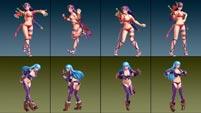 SNK Heroines Tag Team Frenzy Nakoruru / character customization screenshots image #5