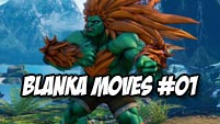 Blanka's moves and stats image #1