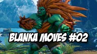 Blanka's moves and stats image #2