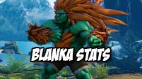 Blanka's moves and stats image #3