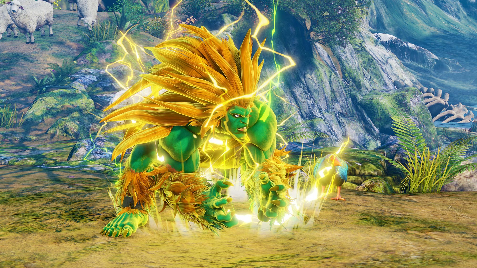 Blanka in Street Fighter 5: Arcade Edition 5 out of 11 image gallery
