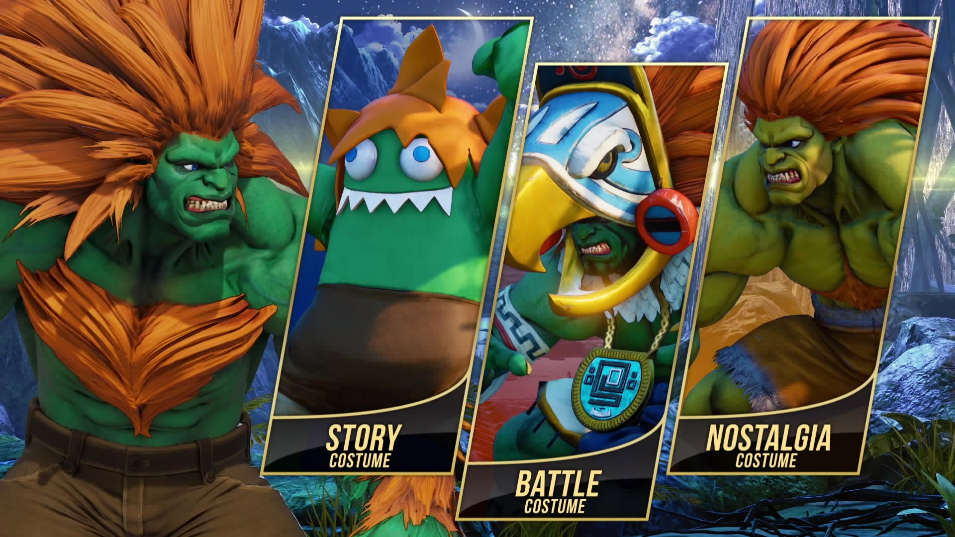 Blanka in Street Fighter 5: Arcade Edition 11 out of 11 image gallery