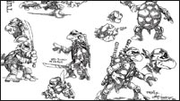 TMNT Concept Art  out of 4 image gallery