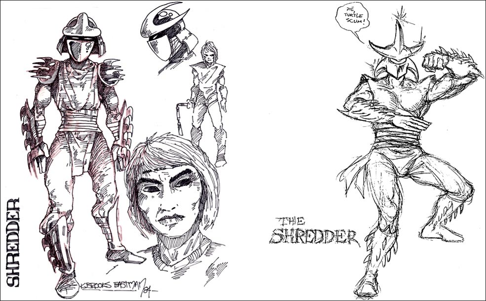 TMNT Concept Art 4 out of 4 image gallery