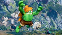 Blanka's Story Mode costume in Street Fighter 5: Arcade Edition image #2