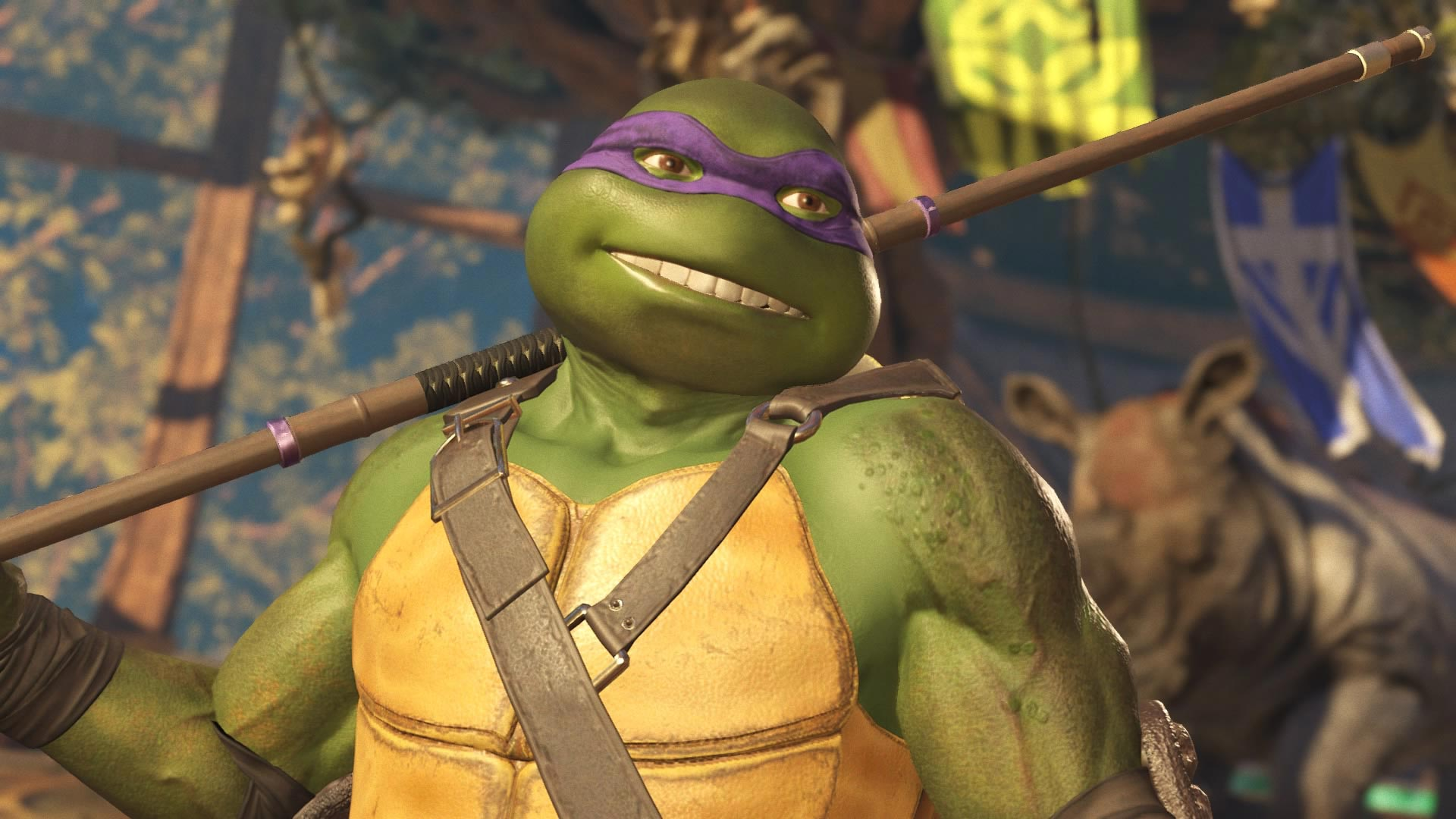 Teenage Mutant Ninja Turtles now available in Injustice 2 1 out of 6 image gallery