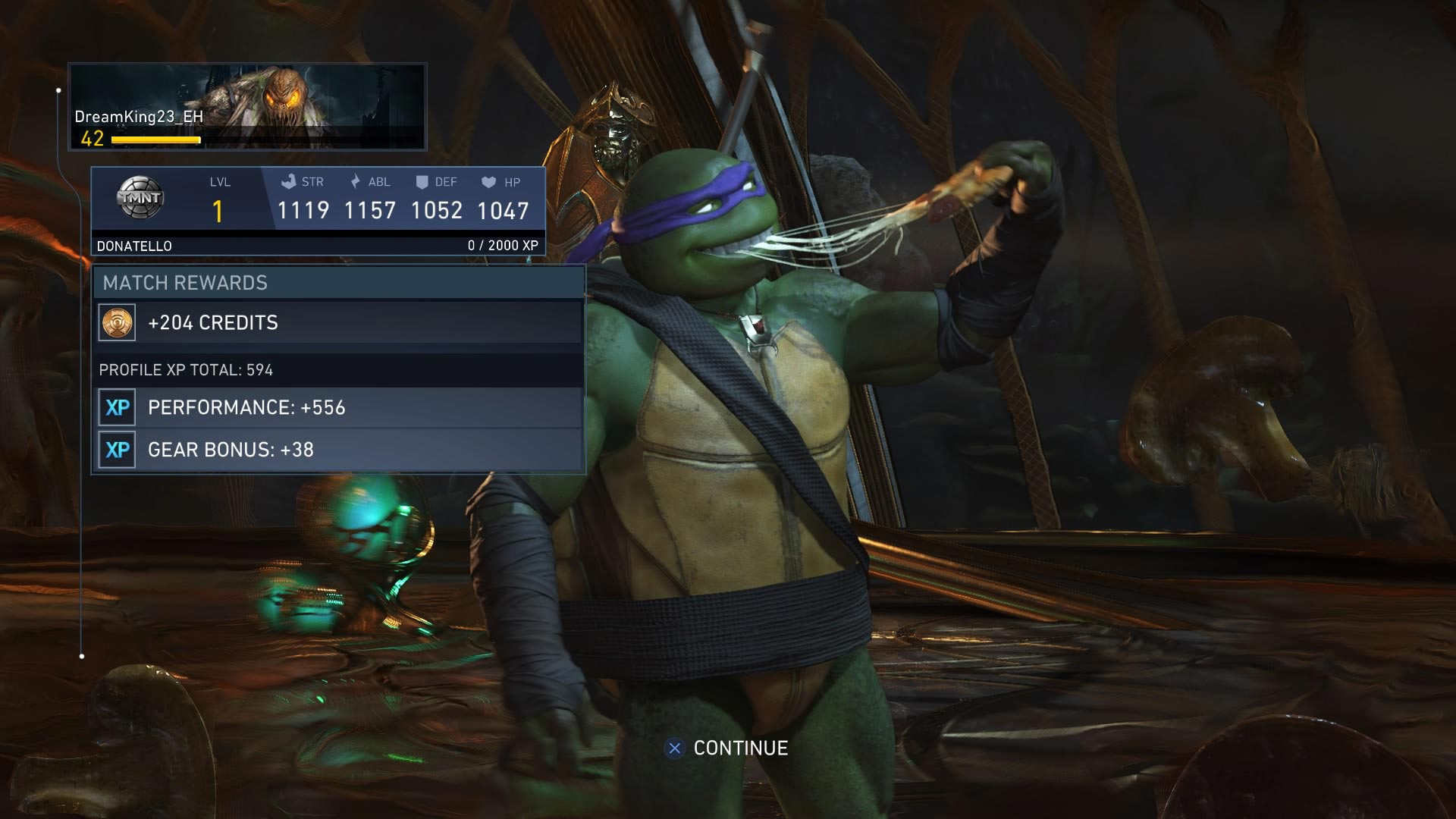 Teenage Mutant Ninja Turtles now available in Injustice 2 6 out of 6 image gallery