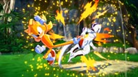 Sonic the Hedgehog PC mod in Dragon Ball FighterZ image #3