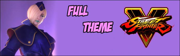 Here's Falke's full theme in Street Fighter 5: Arcade Edition